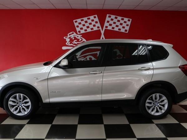 2012 BMW X3 Xdrive20d Exclusive At  Free State Bloemfontein_0
