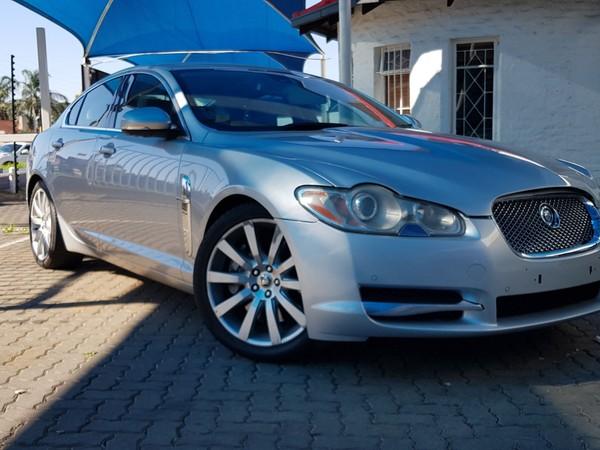2010 Jaguar XF 3.0d Luxury  Gauteng Randburg_0