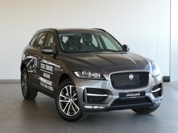 2019 Jaguar F-Pace 2.0 i4D AWD R-Sport Limpopo Polokwane_0