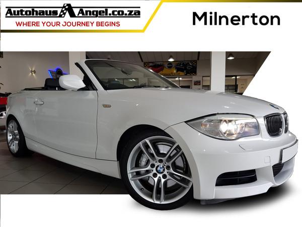 2013 BMW 1 Series 135i Convertible At  Western Cape Milnerton_0