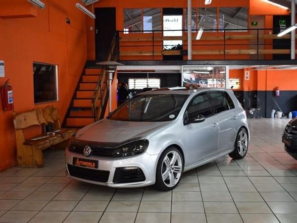 2011 Volkswagen Golf Vi  2.0 Tsi R  Western Cape Goodwood_0
