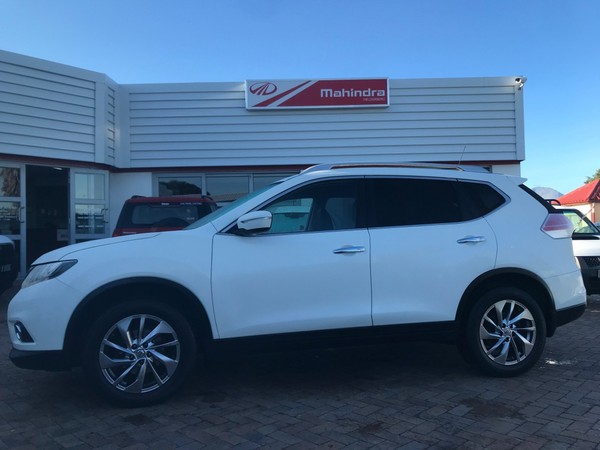 2015 Nissan X-trail 1.6dCi LE 4X4 T32 Western Cape Western Cape_0