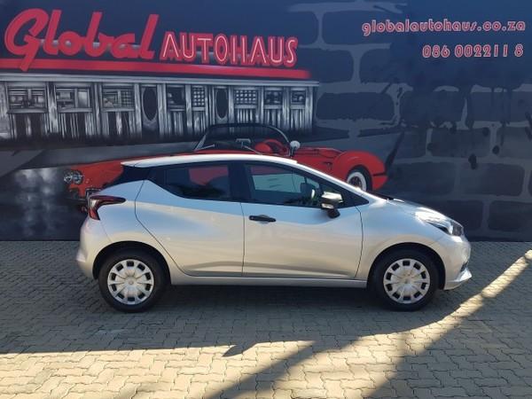 2019 Nissan Micra 900T Visia Gauteng Four Ways_0