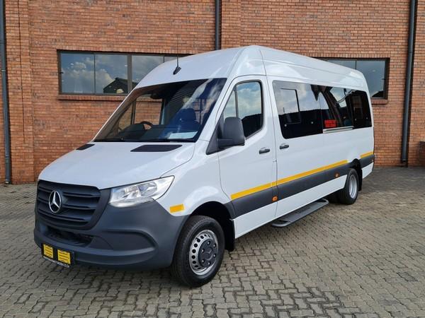 2021 Mercedes-Benz Sprinter 516 CDI LWB FC PV Mpumalanga Witbank_0