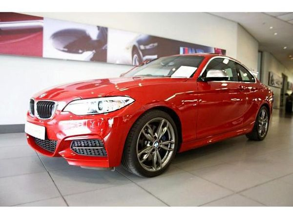 2017 BMW 2 Series M240i Auto Gauteng Four Ways_0