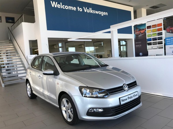 2019 Volkswagen Polo Vivo 1.6 Highline 5-Door Eastern Cape Jeffreys Bay_0