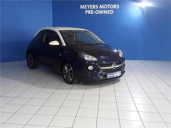 2016 Opel Adam 1.0T JAM 3-Door Eastern Cape East London_0