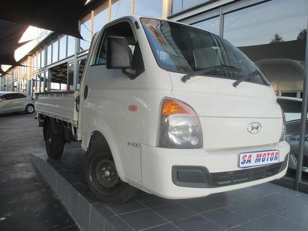 2014 Hyundai H100 Bakkie 2.6d Fc Ds  Gauteng Randburg_0