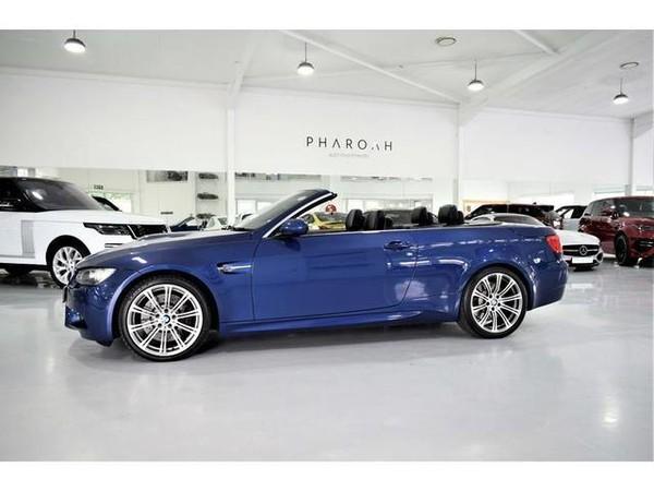 2013 BMW M3 Convertible M-dct  Gauteng Sandton_0