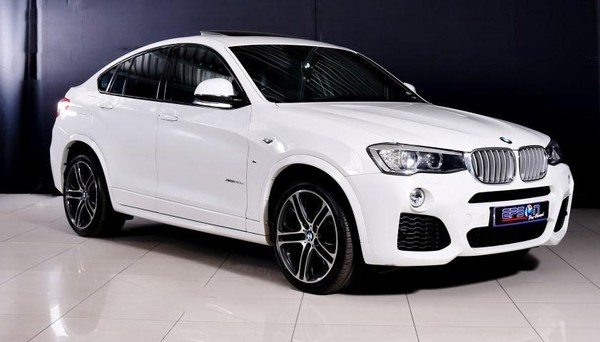 2015 BMW X4 xDRIVE30d M Sport Gauteng Nigel_0