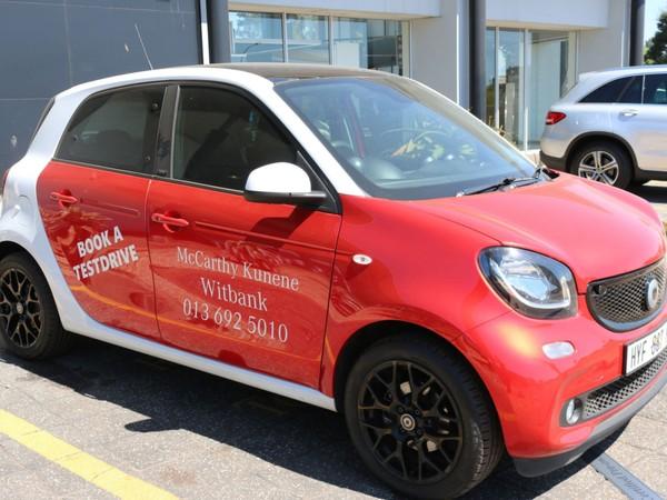 2016 Smart Forfour Smart FORFOUR Prime Mpumalanga Witbank_0