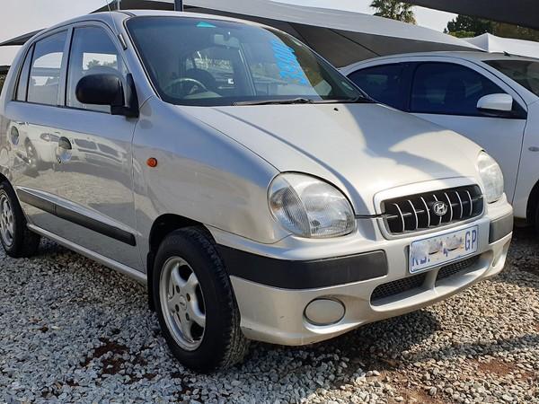 2000 Hyundai Atos Atoz Prime 1.0  Gauteng Kempton Park_0
