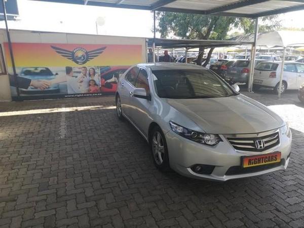 2012 Honda Accord 2.0i At  Gauteng North Riding_0