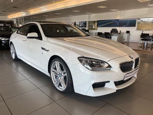 2014 BMW 6 Series 640d Gran Coupe  Gauteng Kempton Park_0