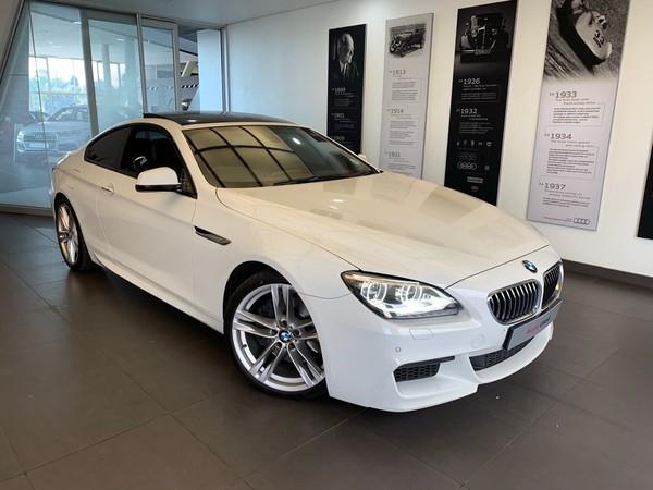 2012 BMW 6 Series 640D Coupe M Sport Auto Gauteng Rivonia_0