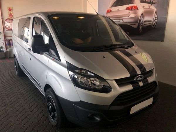 2017 Ford Transit Custom Kombi 2.2 TDCi Ambiente LWB 92KW FC PV Gauteng Edenvale_0