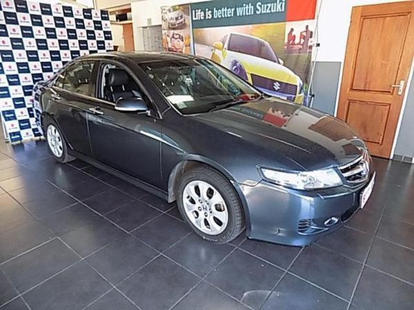 2008 Honda Accord 2.0 Executive At  Gauteng Roodepoort_0