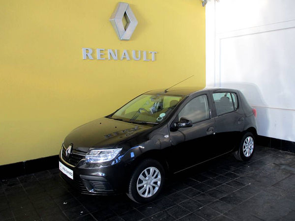 2018 Renault Sandero 900 T expression Gauteng Bryanston_0