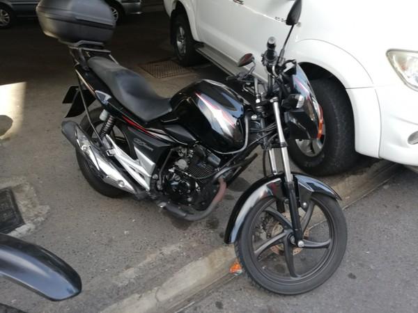 2017 Suzuki Motorcycles GS150 Western Cape Cape Town_0
