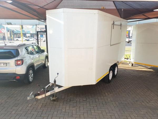 2013 Chana Star 1000 Club Cab Ds trailer Mpumalanga Middelburg_0