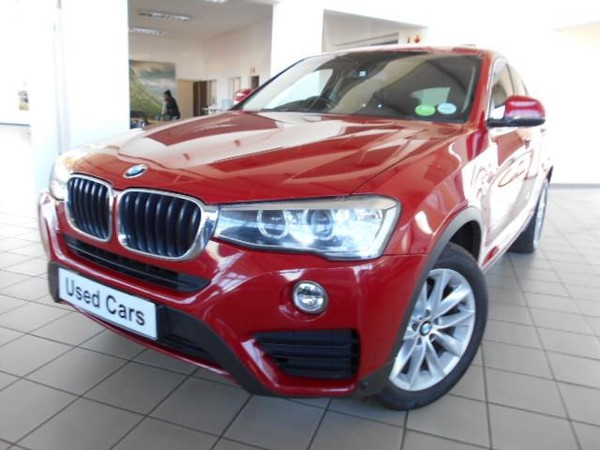 2016 BMW X4 xDRIVE20d Gauteng Isando_0