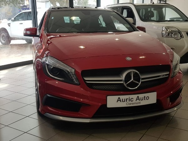 2016 Mercedes-Benz A-Class AMG A45 4Matic Call Kent 079 899 2793 Western Cape Claremont_0