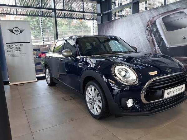 2019 MINI Cooper Clubman At  Gauteng Centurion_0