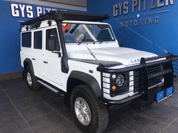 2014 Land Rover Defender 110   2.2d Sw  Gauteng Pretoria_0