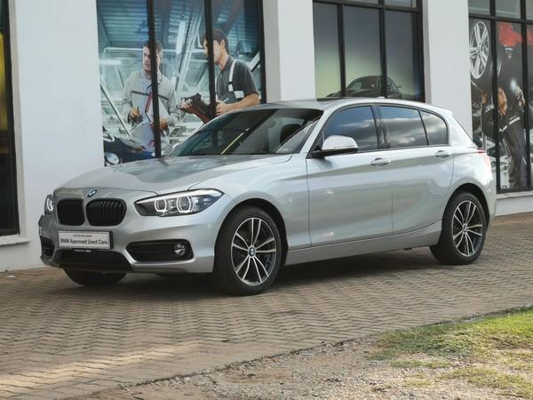 2018 BMW 1 Series 118i Sport Line 5DR Auto f20 Kwazulu Natal Richards Bay_0