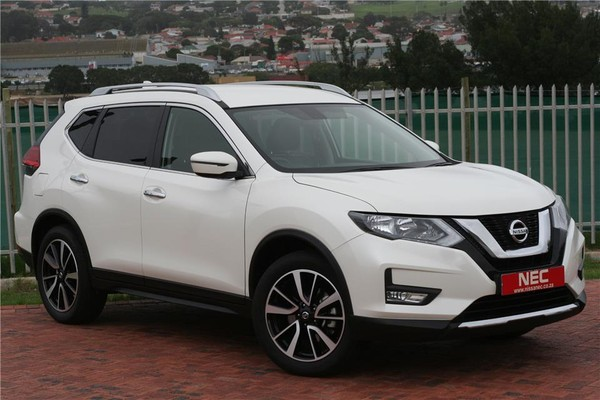 2018 Nissan X-Trail 2.5 Acenta PLUS 4X4 CVT 7S Eastern Cape Port Elizabeth_0