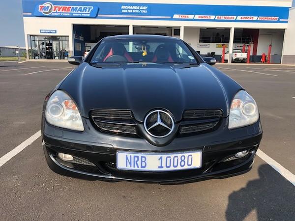 2005 Mercedes-Benz SLK-Class Slk 350 At  Kwazulu Natal Richards Bay_0