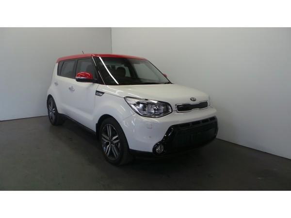 2014 Kia Soul 1.6 CRDI Smart Auto Gauteng Pretoria_0