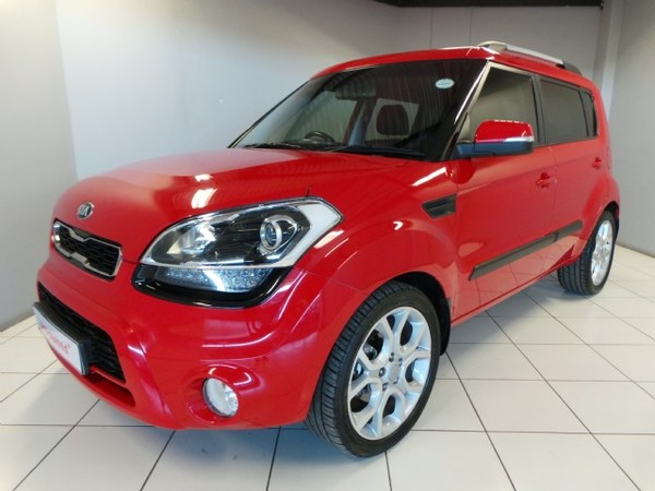 2013 Kia Soul 2.0 At  Gauteng Pretoria_0