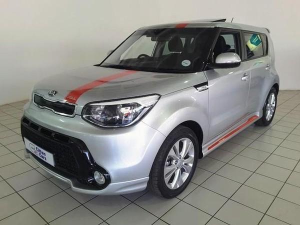 2015 Kia Soul 1.6 Start Auto Gauteng Pretoria_0