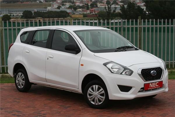 2016 Datsun Go 1.2 7 Seat Eastern Cape Port Elizabeth_0