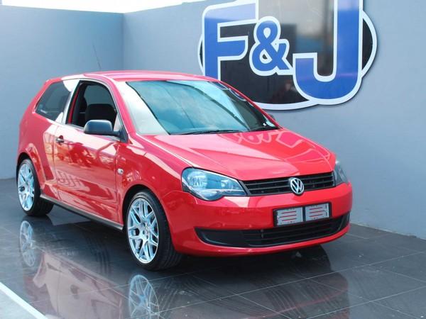 2014 Volkswagen Polo Vivo 1.6 Gt 3dr Gauteng Vereeniging_0