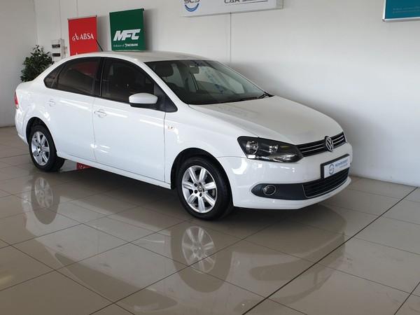 2013 Volkswagen Polo 1.6 Comfortline  Western Cape Strand_0