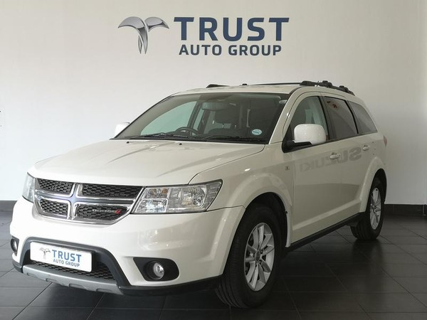 2013 Dodge Journey 3.6 V6 Sxt At  Gauteng Randburg_0
