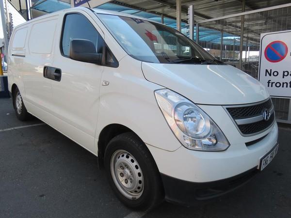 2011 Hyundai H1 Gl 2.4 Cvvt Fc Pv  Gauteng Johannesburg_0