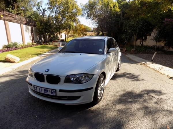 2009 BMW 1 Series 116i 5dr f20  Gauteng Randburg_0