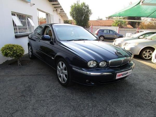 2006 Jaguar X-Type 2.2d Se  Gauteng Bryanston_0