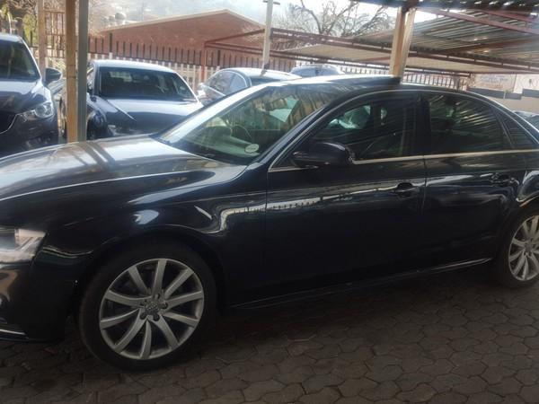 2014 Audi A4 2.0 Tdi Ambition 125kw b8  Gauteng Jeppestown_0