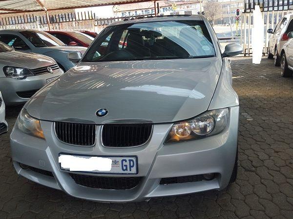 2007 BMW 3 Series 323i At e90  Gauteng Jeppestown_0