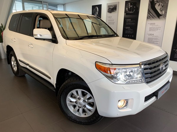 2013 Toyota Land Cruiser 200 V8 4.5d Vx At  Gauteng Rivonia_0