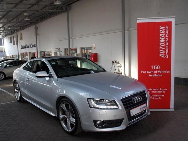 2011 Audi A5 2.0t Fsi Multitronic  Gauteng Pretoria North_0