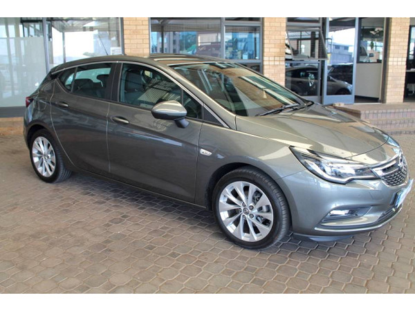 2019 Opel Astra 1.0T Enjoy 5-Door Gauteng Menlyn_0