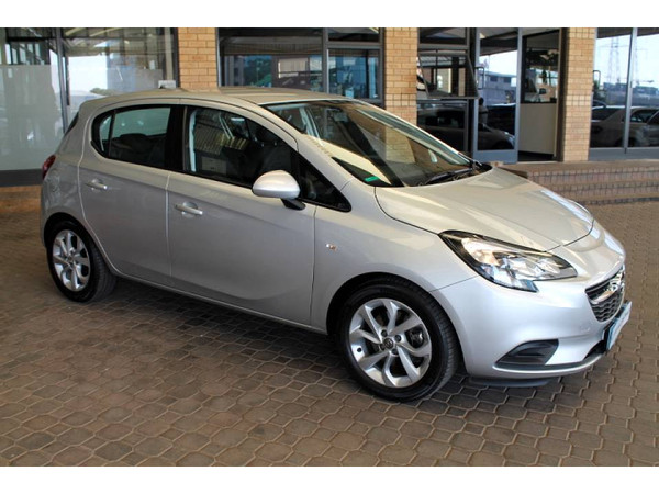 2018 Opel Corsa 1.0T Enjoy 5-Door Gauteng Menlyn_0