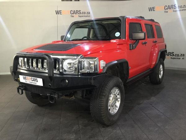 2007 Hummer H3 At  Western Cape Cape Town_0