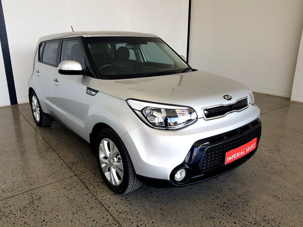 2015 Kia Soul 1.6 Start Gauteng Vereeniging_0