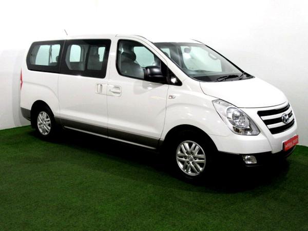 2018 Hyundai H1 Gls 2.4 Cvvt Wagon  Gauteng Alberton_0